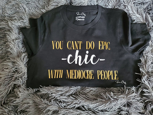 Epic Chic (black)