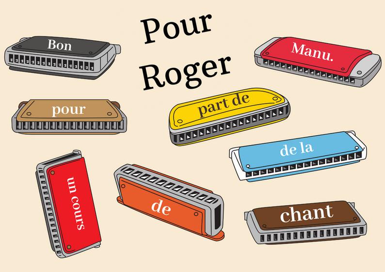 Cadeau Roger