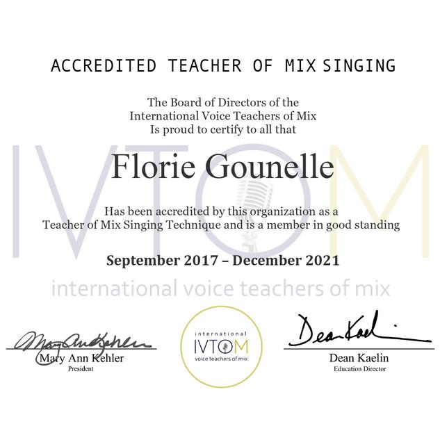 Ivtom certification 2021_florie_gounelle