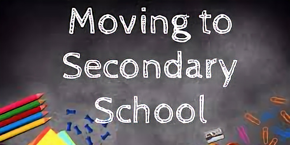 Hillingdon Secondary Transfer Support Session