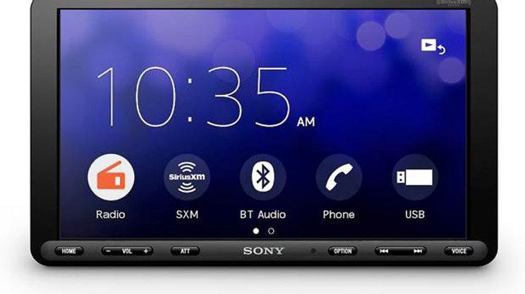 Sony XAV-AX8000