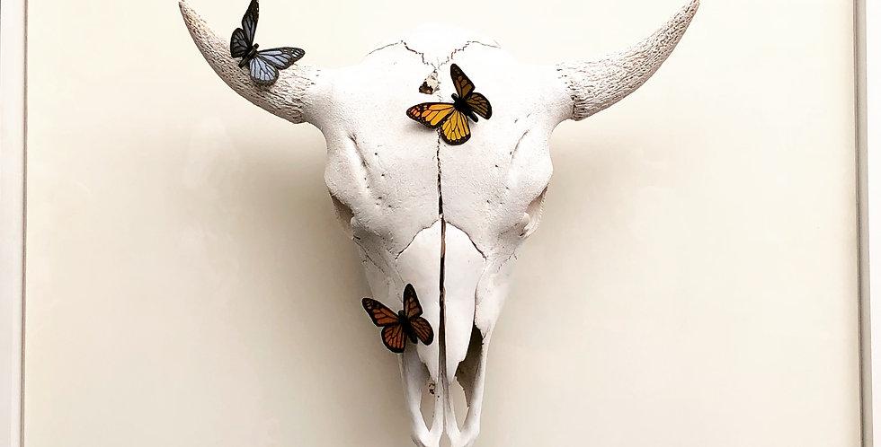 Bullet Holes & Butterflies: Bison