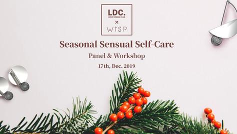 Seasonal Sensual Self-Care - London December Event