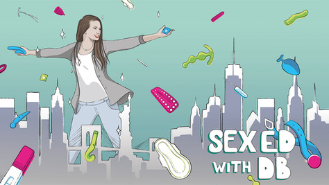 The Adult Sex Ed Podcast For You: Interview with Danielle Bezalel