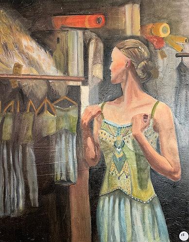 The recital dress