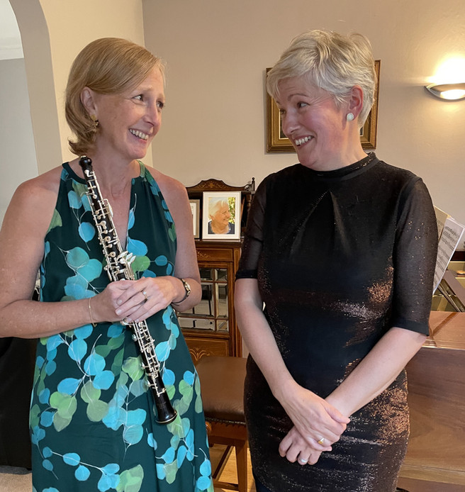 Jessica Mogridge & Muriel Phillips