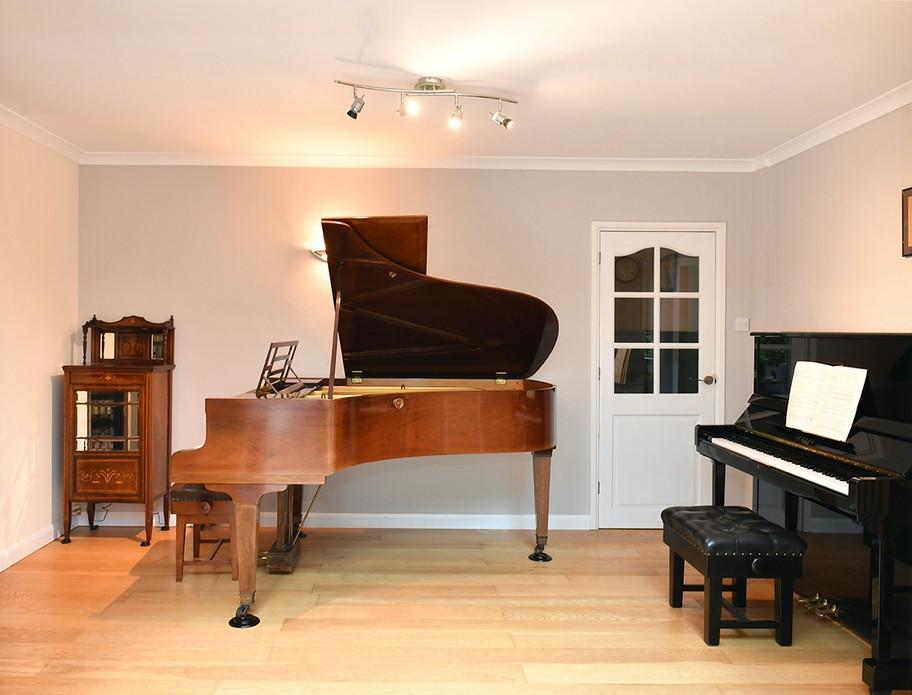 The Recital Room