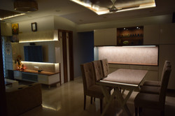Living & Dining Area *