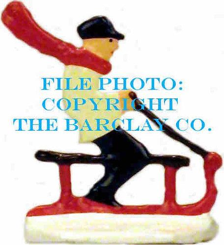 GF-080: Boy On Sled