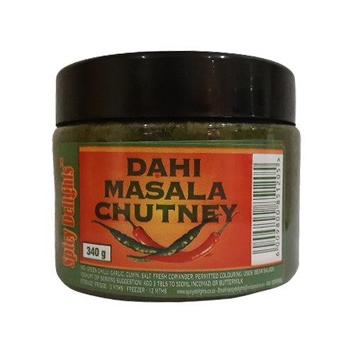 Dahi Masala Chutney