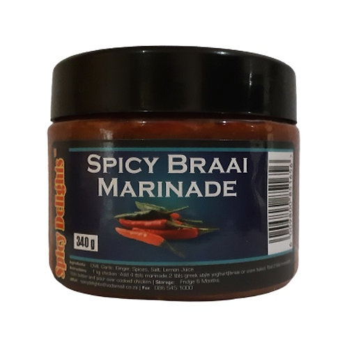 Spicy Braai Marinade