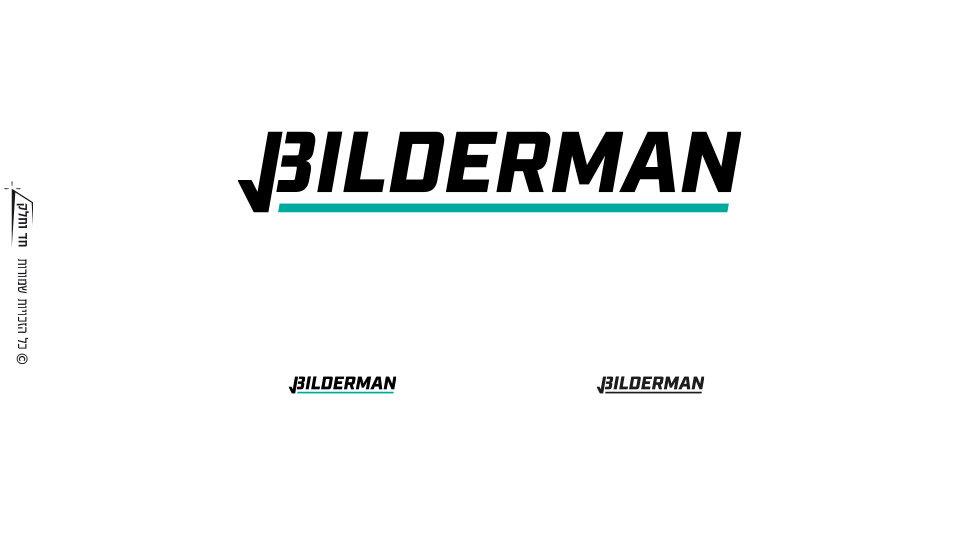 לוגו לחברת בנייה בילדרמן