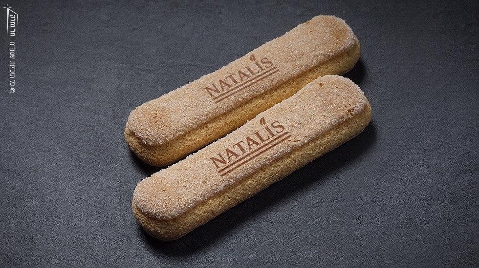 עוגיות ממותגות לקונדיטוריית נטליס