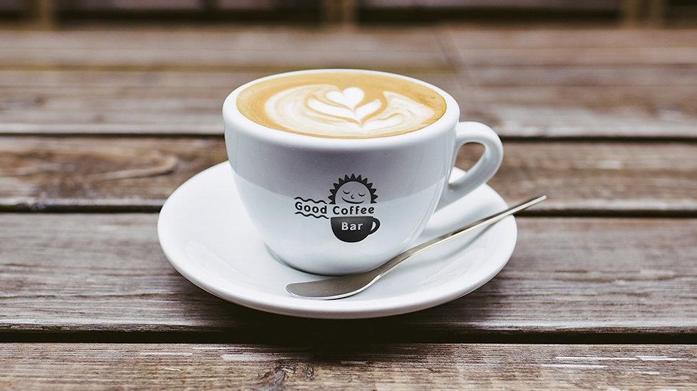 עיצוב ספל ל Good coffee bar