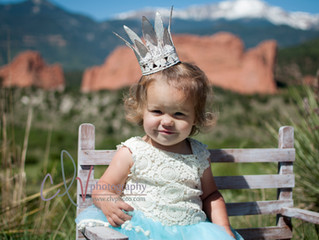 18 Month Milestone & Family Session ~ Colorado Springs Photographer