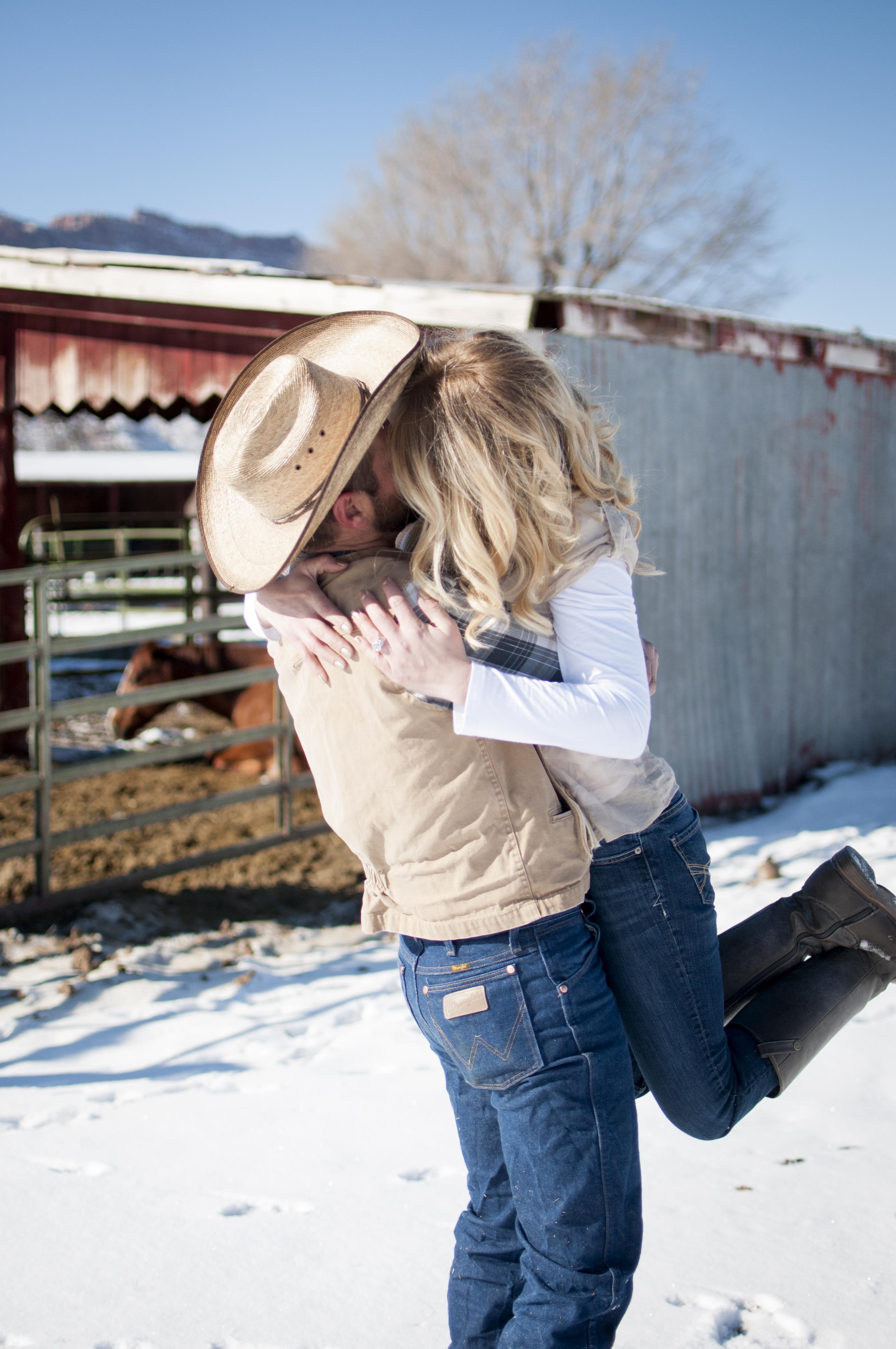 Colorado Springs Couple Photographer