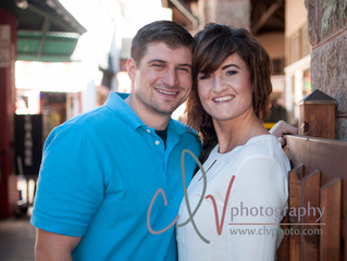 Engagements Photos Courtney & Weston ~ Colorado Springs Photographer