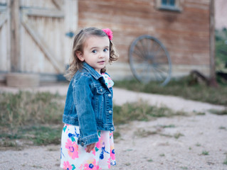 Milestone Photography ~ Kellyn Turns 2!!
