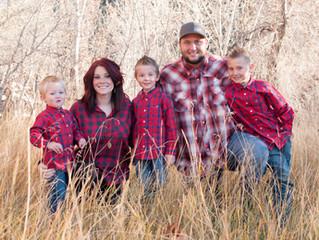 Colorado Springs Photography ~ Stott Family Portraits