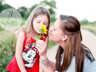 Colorado Springs Family Photography ~ Billy, Kristy & Zoey