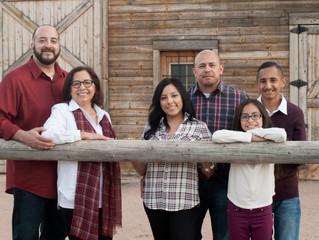 Meza Family- Colorado Springs Family Photography