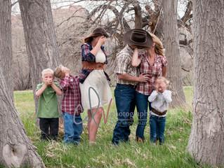 Colorado Family Photographer ~ Strong Family