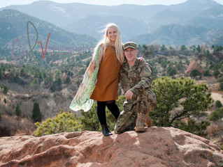 Colorado Springs Couples Photography ~ Travis & Heather