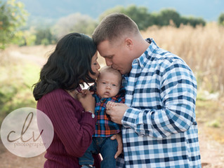 Colorado Springs Family Photography- Blake, Janet & Liam
