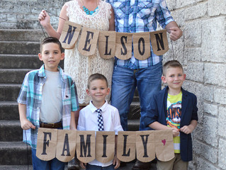 Tips to Help Make Your Family Session a Great Success!