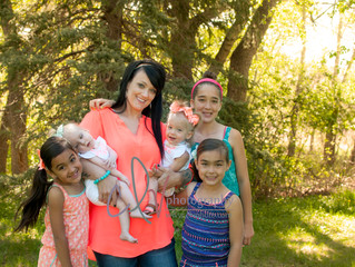 Colorado Springs Photographer ~ Sharon & Girls