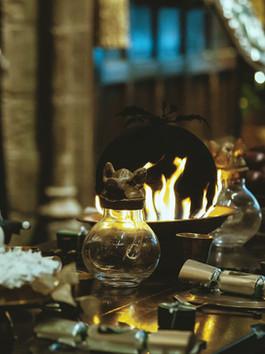 Kapitola 41 - Nepříliš uvítací hostina