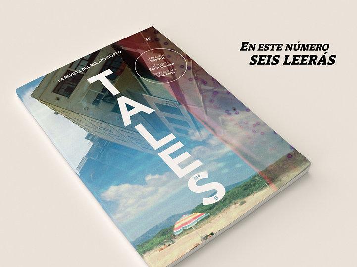 TALES. Revista literaria de cuentos. Pub