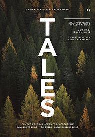 Portada TALES 9 - La revista del cuento.
