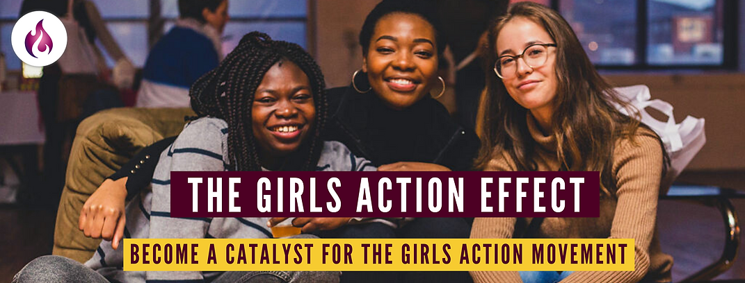 The Girls Action Effect