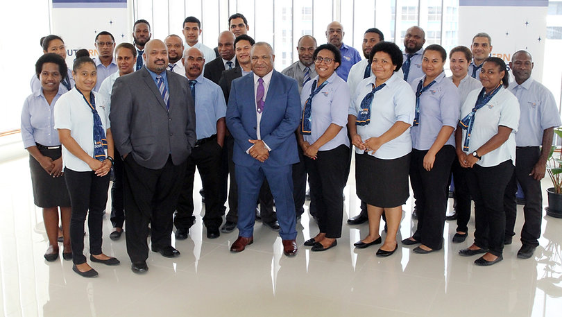 Southern Cross Assurance Limited. Home-grown insurance company in Papua New Guinea.
