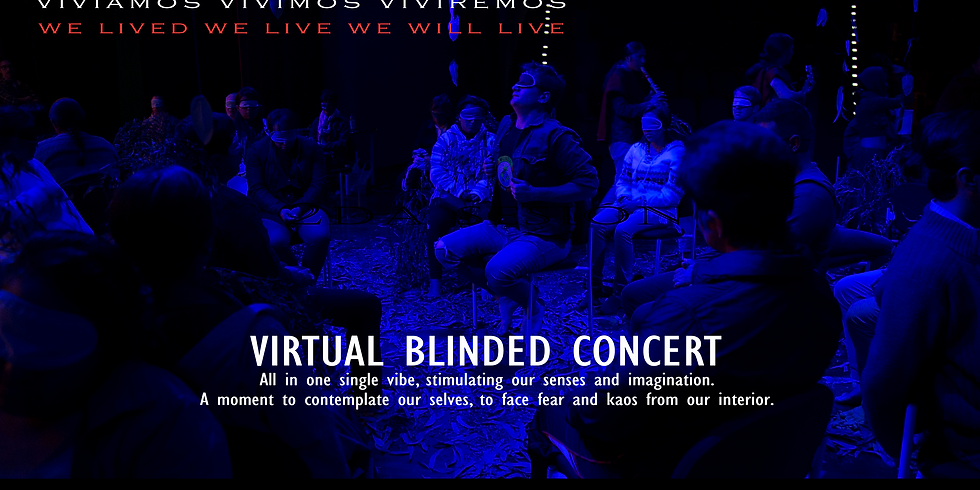 PURUWA - Virtual Blinded Concert