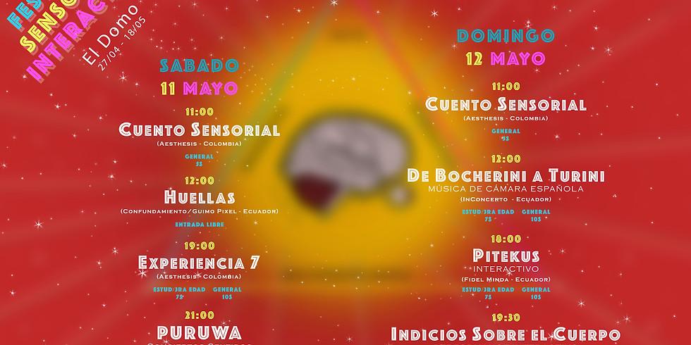 3er Festival Sensorial Interactivo (IDENTIDAD)