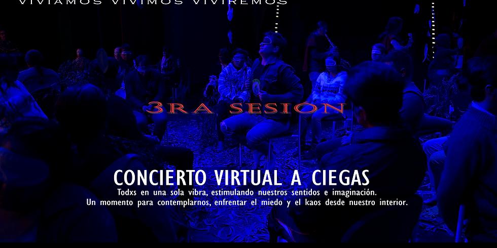 PURUWA - Concierto Virtual a Ciegas (3ra Sesión) (2)