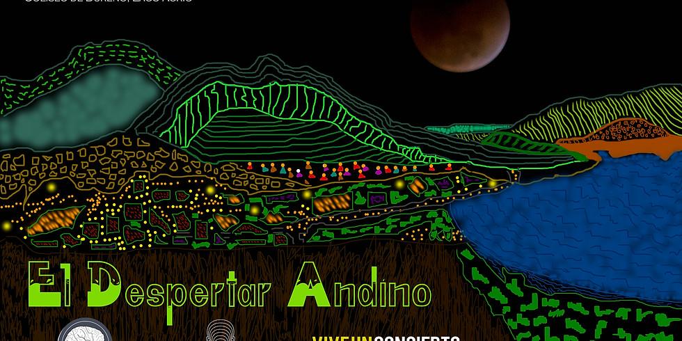 EL DESPERTAR ANDINO - Conciertos Sentidos (Lago Agrio)