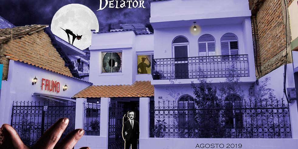 EL CORAZÓN DELATOR - Teatro a Ciegas (Cotacachi)