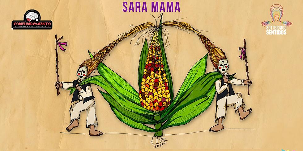 HUMAZAPAS / Sara Mama - Conciertos Sentidos