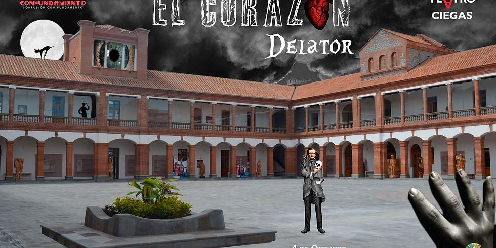 EL CORAZÓN DELATOR - Teatro a Ciegas (Ibarra)