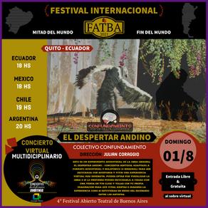 FATBA: Ahora también El Despertar Andino llega hasta Ushuaia, Argentina!
