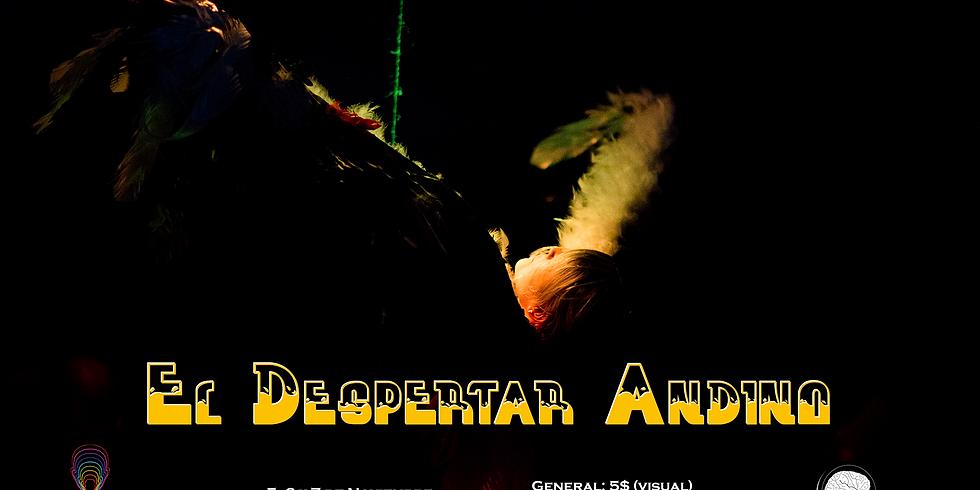 EL DESPERTAR ANDINO - Conciertos Sentidos (Teatro Variedades)