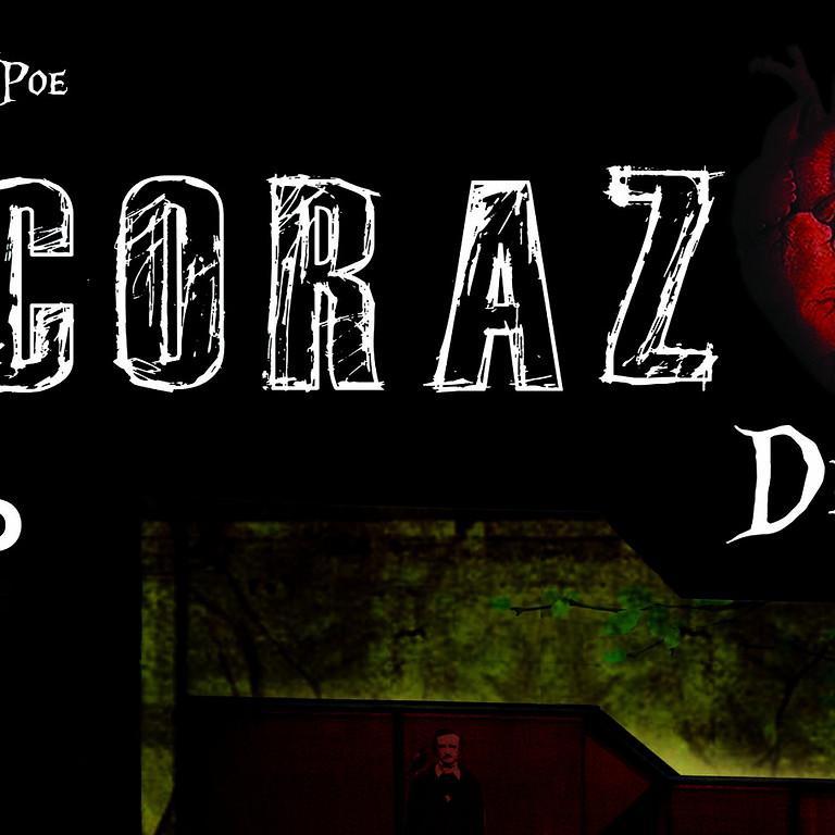 El Corazón Delator - Teatro a Ciegas (presencial!)