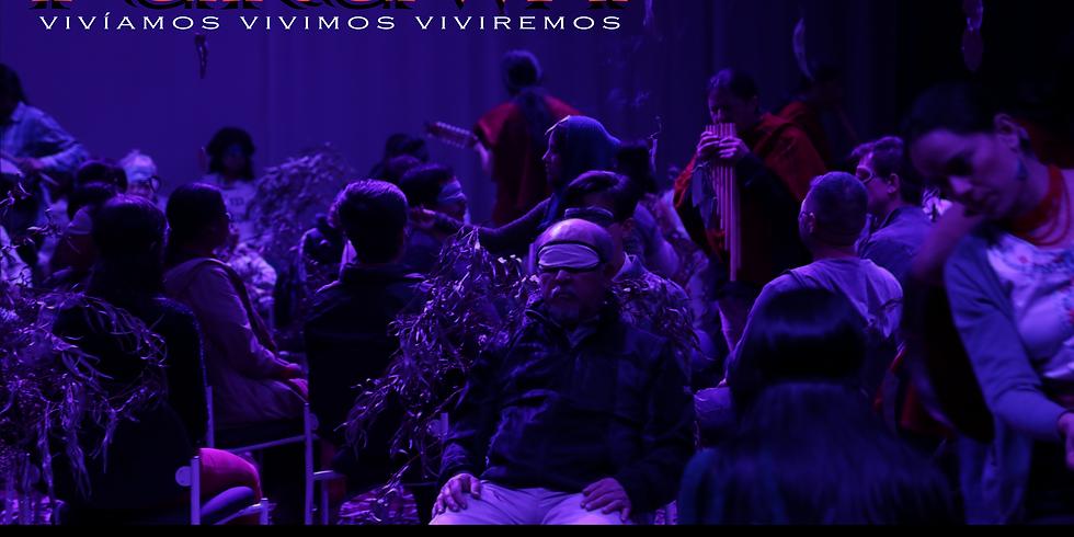 PURUWA - Conciertos Sentidos (Casa Mitómana - Quito)