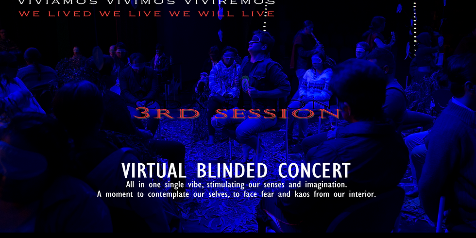 PURUWA - Virtual Blinded Concert (3rd Session)