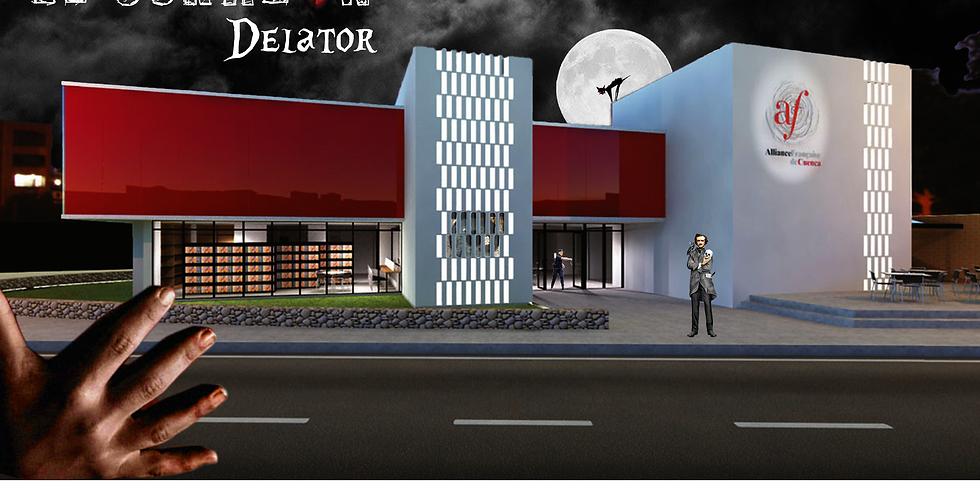 El Corazón Delator - Teatro a Ciegas llega a CUENCA!