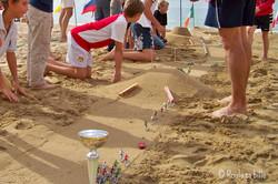jeux enfants plage