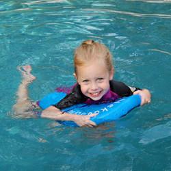 Aquagym ecole de natation, club de plage, les loups de l'Océan, cours de natation, bébé nageur, aqua